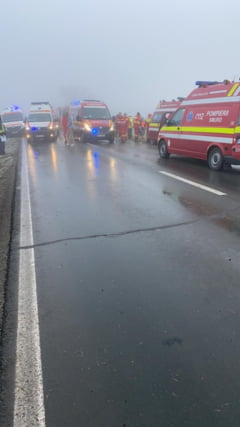 Cum s-a petrecut TERIBILUL accident MORTAL din Constanta in urma caruia un microbuz s-a RASTURNAT