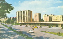 Cum s-a schimbat Romania in 25 de ani. Cartierul Orizont si mall-urile din nordul orasului, cele mai vizibile noutati ale Buzaului