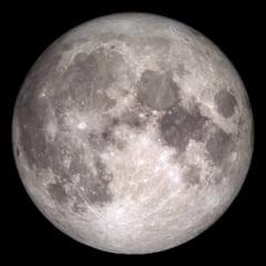 Cum s-a separat Luna de Pamant in urma cu 4 miliarde de ani
