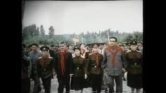 """Cum s-a transformat Romania in Coreea de Nord a Europei, sub conducera cuplului Ceausescu. """"Oamenii mancau parizer cu soia si aplaudau la comanda"""""""