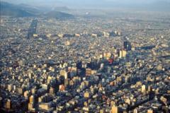 Cum s-a vazut cutremurul din Mexic intr-o piscina (Video)