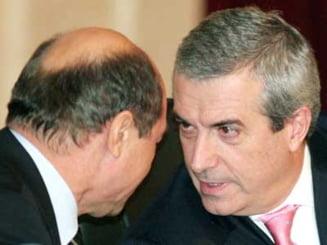 Cum s-ar reedita cuplul Basescu - Tariceanu (Opinii)