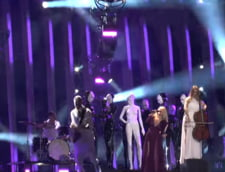 Cum s-au descurcat reprezentantii Romaniei la Eurovision in prima zi de repetitii (Video)