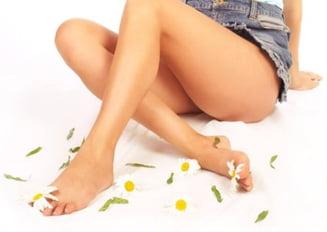 Cum sa ai picioare frumoase: ingrijire si exercitii