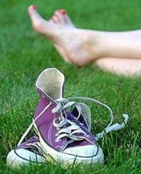Cum sa ai picioare frumos mirositoare