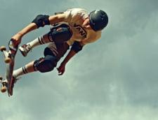Cum sa eviti accidentarile grave, cand te plimbi pe trotineta sau skateboard