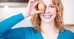 Cum sa fiti mai frumoase doar cu ajutorul unui ou
