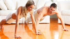 Cum sa iti construiesti o sala de gimnastica la tine acasa
