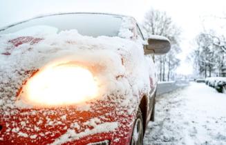 Cum sa iti pregatesti masina daca mergi in vacanta pentru sporturi de iarna
