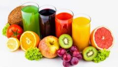Cum sa mentii o dieta sanatoasa cu sucuri din fructe si legume