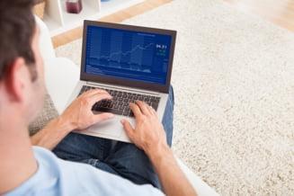 Cum sa profitati dublu de tranzactionarea la bursa online