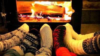 de ce mă mâncăr picioarele de iarnă