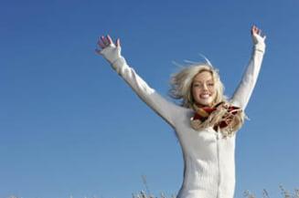 Cum sa-ti pastrezi energia pe durata intregii zile