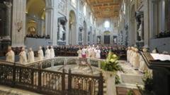 Cum sarbatoresc Pastele cei 1 milion de catolici din Romania (Video)