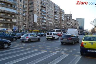 Cum scapam de traficul de cosmar din Bucuresti: Mereu verde la semafor pentru RATB si impozit redus daca n-ai masina
