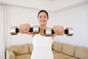 Cum scapi de kilogramele dupa sarcina