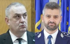 """Cum schimba interlopii sefii Politiei in Romania. Chestorul Vasilescu, terminat de clanul Duduianu. Comisarul-sef Alexe l-a chemat in ajutor pe """"Codita"""" la Caracal"""