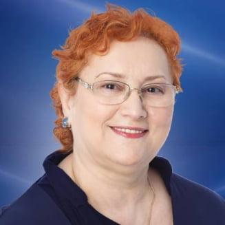 """Cum se agata Renate Weber de sefia Avocatului Poporului. Mesajul dat dupa votul din parlament: """"Respingerea rapoartelor de activitate incalca dispozitiile legale"""""""