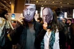 Cum se apara ICR dupa scandalul de la Paris: Protestatarii erau beti, Marga nici nu i-a vazut