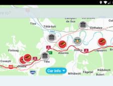 Cum se circula pe DN68A, in lipsa autostrazii