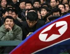 Cum se desfasoara un meci de fotbal in Coreea de Nord?