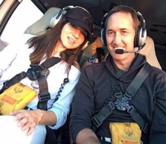 Cum se distreaza Simona Halep inainte de Indian Wells: Calatorie cu elicopterul la Marele Canion (Foto)