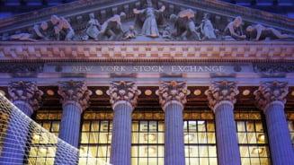 Cum se explica scaderea dramatica de la bursa din New York in aceasta saptamana