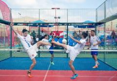 Cum se joaca padbol, varianta imbunatatita a tenisului cu piciorul