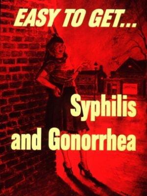 Boli cu transmitere sexuala syphilis