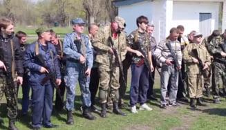 """Cum se pregatesc civilii ucraineni de o invazie totala a Rusiei - """"Aici va fi mormantul lui Putin"""""""