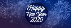 Cum se sarbatoreste Anul Nou in lume: Oamenii se bat in strada, sparg farfurii, ard papusi sau... dorm in cimitir