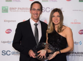 Cum se va descurca Simona Halep fara ajutorul lui Darren Cahill - Interviu
