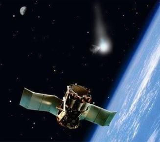 Cum se vede Pamantul de la 48 de milioane de kilometri distanta (VIDEO)