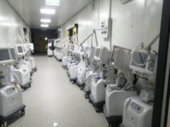 Cum si-a batut joc statul roman de spitalele mobile de terapie intensiva. Zeci de milioane de euro risipite in proiecte dubioase, care ar fi putut acum salva vieti