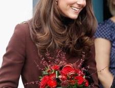 Cum si-a petrecut Kate Middleton Ziua Indragostitilor (Galerie foto)