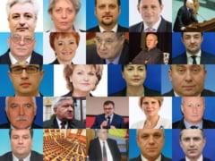 """Cum suna 2.000 de euro? OPT fosti deputati de la Botosani primesc pensii speciale, un nou lot paseste pe drumul """"specialilor"""""""