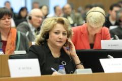 Cum sustinea Viorica Dancila in Parlamentul European adoptarea Ordonantei 13 care-l salva pe Liviu Dragnea