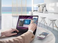 Cum te ajuta tehnologiile de ultima ora sa fii mai productiv? Cu functia Multi-screen Collaboration, poti uita de trecerile repetate de la telefonul Huawei P40 Pro la laptop si invers