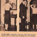 Cum te comporti la intalnire? Sfaturi din 1938 (Galerie foto)