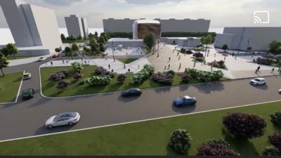 Cum va arăta zona Favorit din Drumul Taberei, după schimbarea radicală anunțată de primarul Ciucu VIDEO