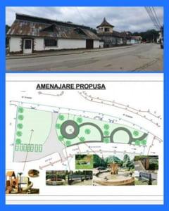 Cum va arata centrul statiunii Sangeorz Bai! Locuitorii orasului, consultati de autoritati