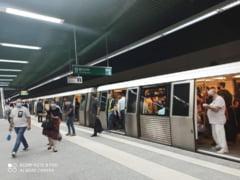 Cum va circula metroul in zilele de Paste. Programul anuntat de Metrorex
