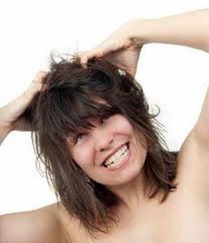 Cum vindeci un scalp iritat