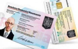Cum vor arata si cand se vor emite noile carduri de identitate cu cip