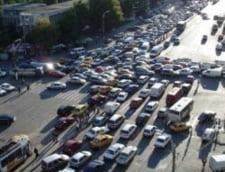 Cum vor candidatii sa lupte cu traficul din Bucuresti
