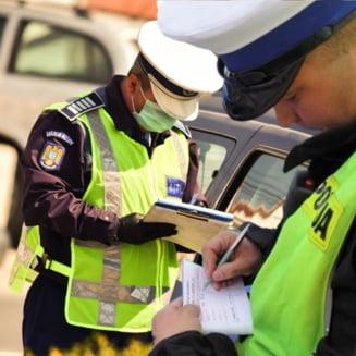 Cum vor stabili politistii amenda daca ne vad fara masca