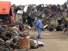 Cum vrea Ministerul Economiei sa opreasca hotii de fier vechi