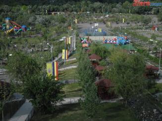 Cum vrea Primaria sa faca noul sediu al Facultatii de Stomatologie in Parcul Lumea Copiilor