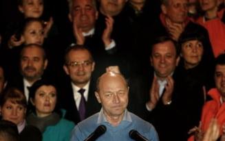 Cumpana lui Traian Basescu
