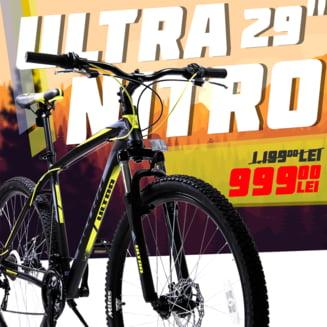 """Cumpara o bicicleta mtb 29"""" la doar 999 lei - cel mai bun pret din Romania"""